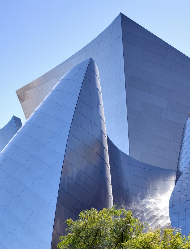 Disney Concert Hall - Frank Gehry Architects