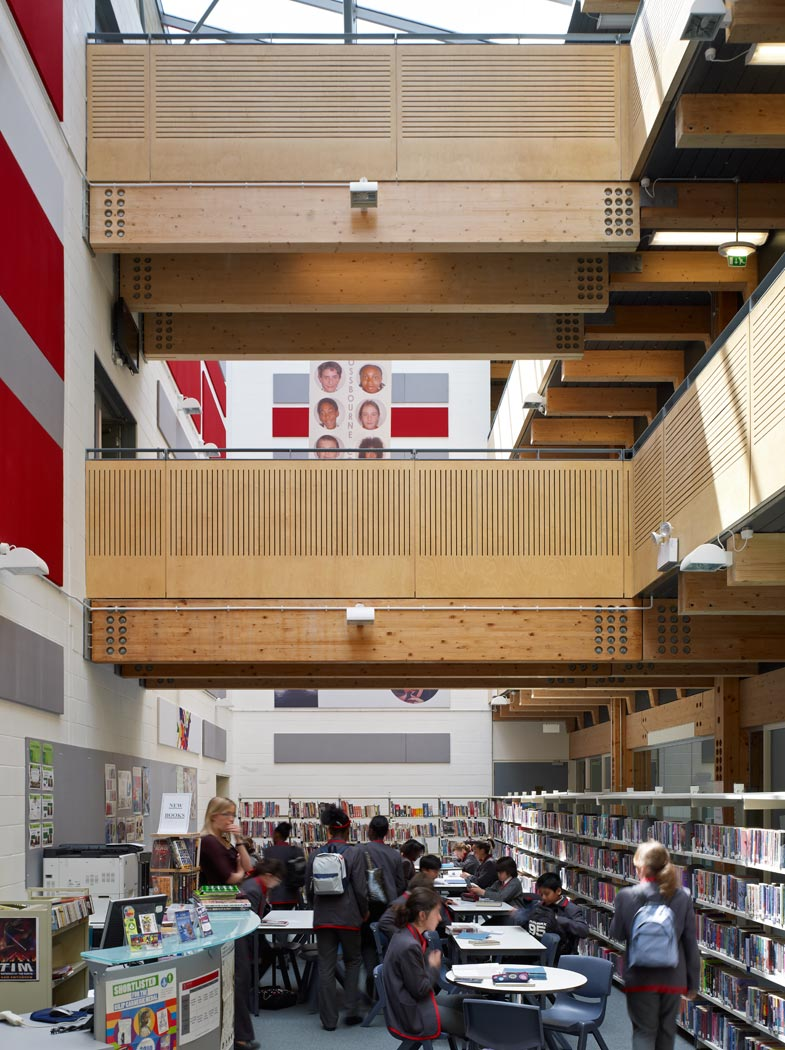 Mossbourne Academy - Rogers Stirk Harbour
