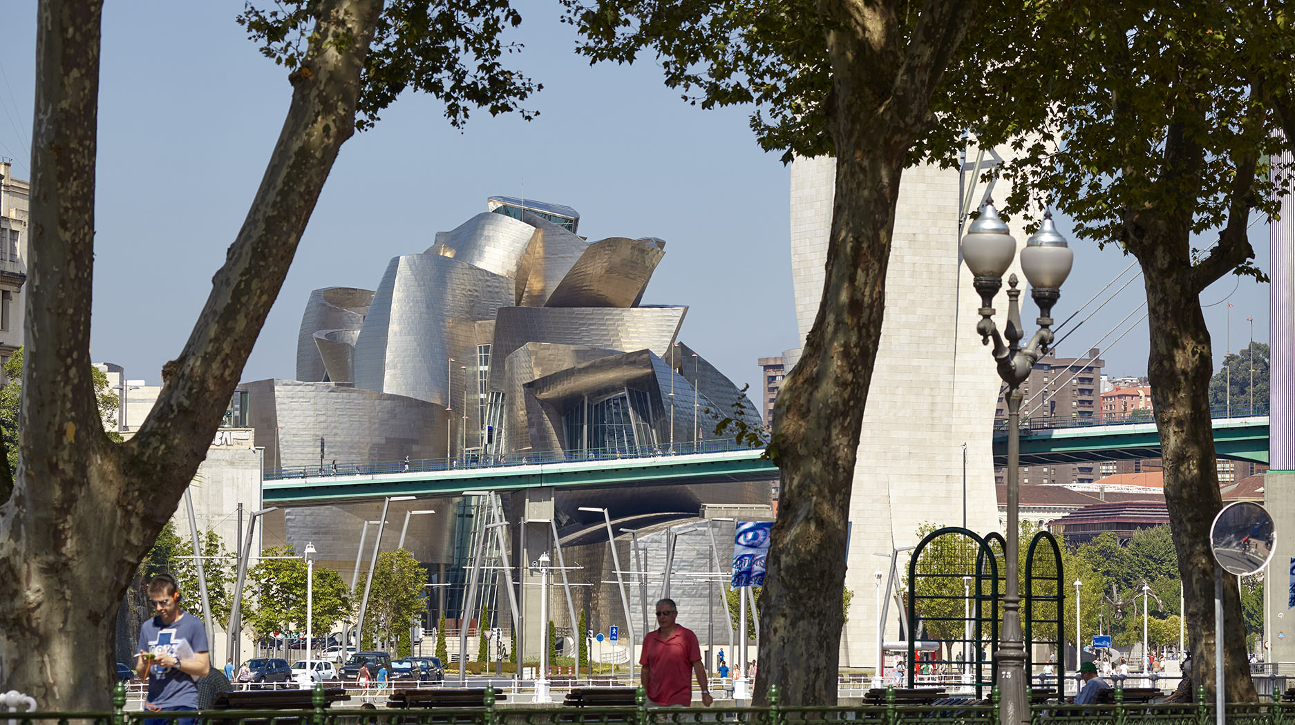 Guggenheim Bilbao - Frank Gehry Architects